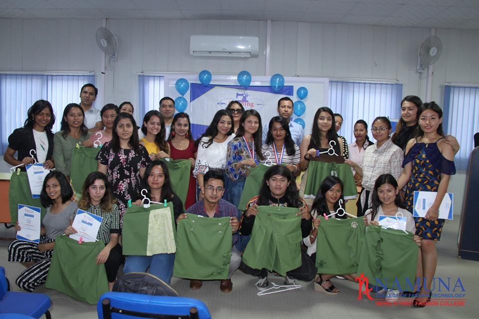 Namuna College Of Fashion Technology Nepalicontacts Com