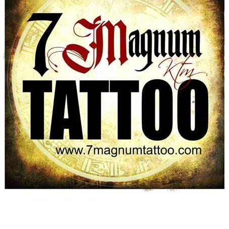 7 Magnum Tattoo pp