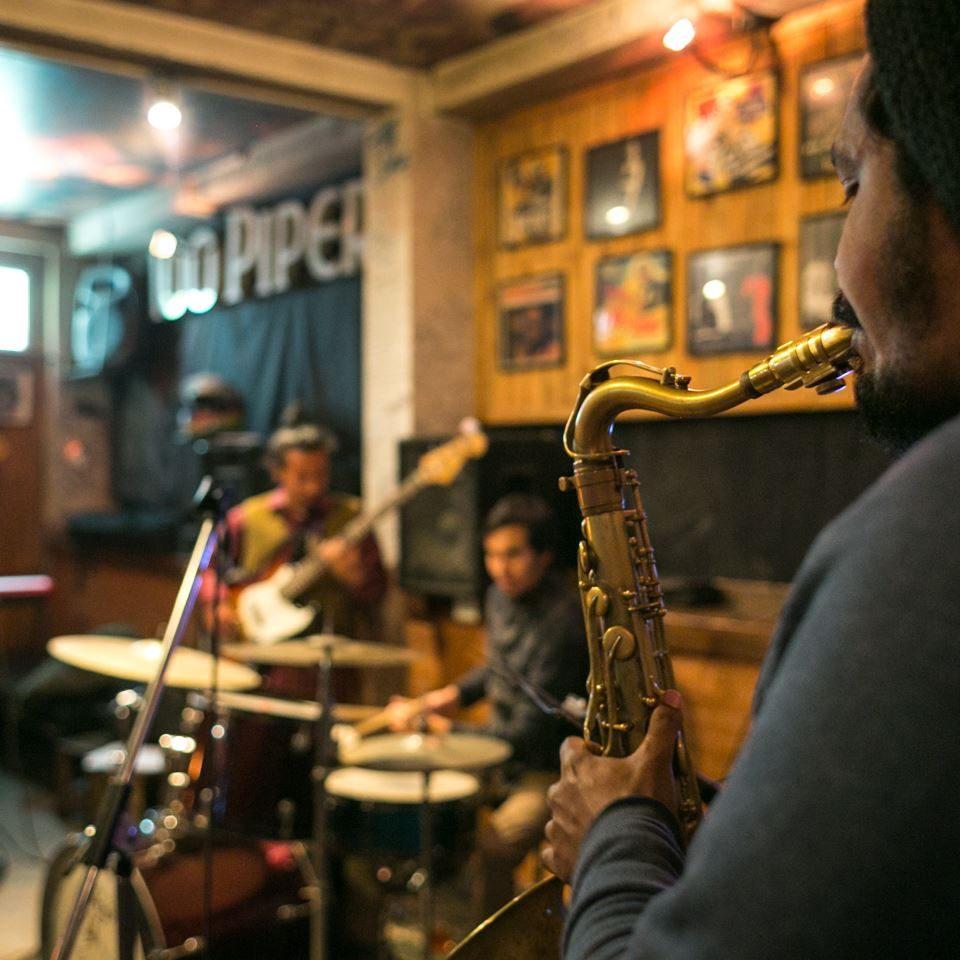 Jazz Upstairs