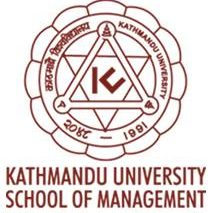 Kathmandu University School of Management pp