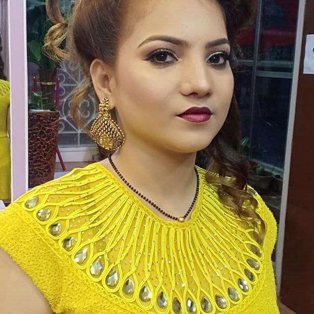 Kriti Beauty Parlour and Training Center pp