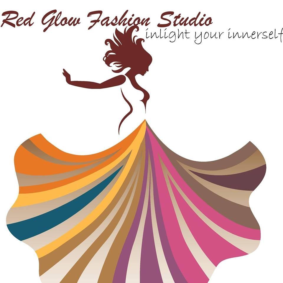 Red glow fashion studio profile