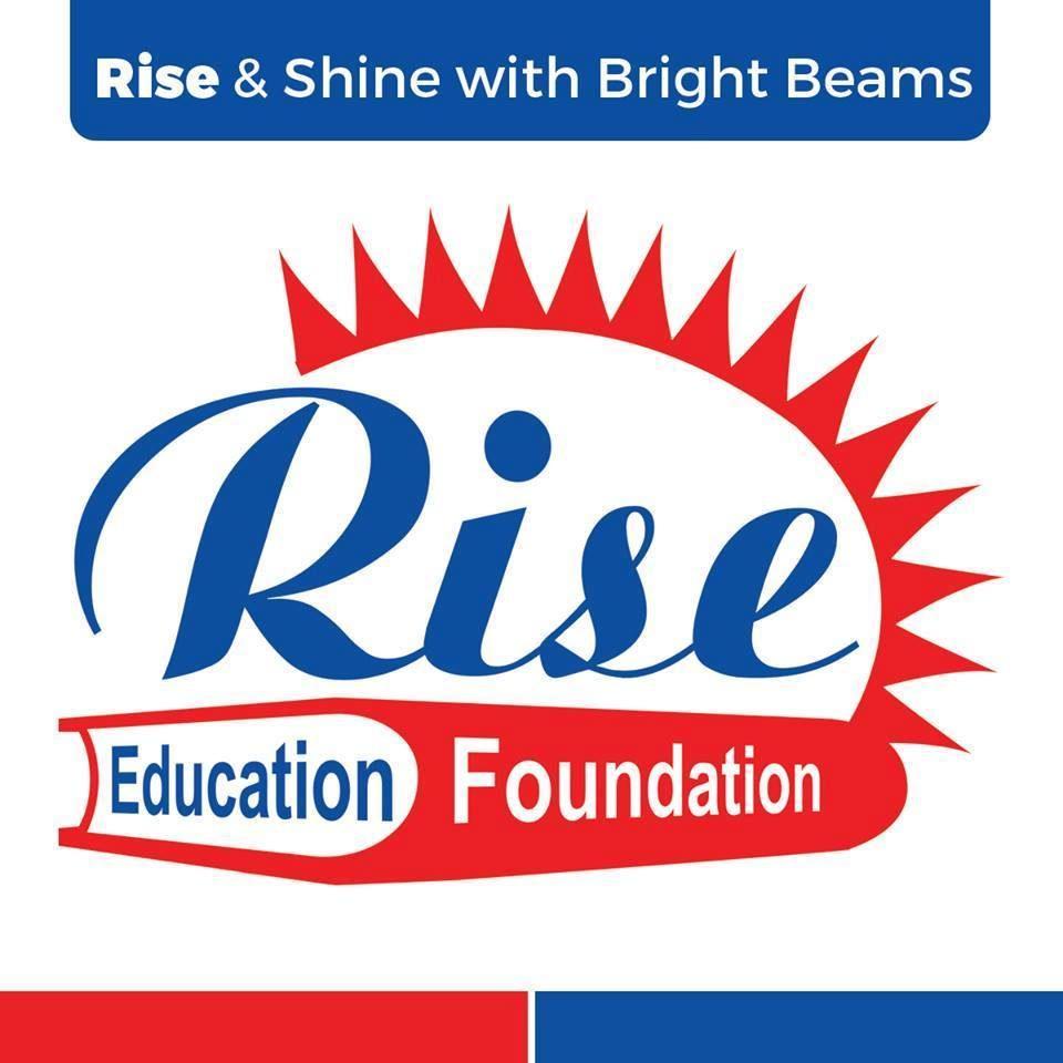 Rising International Education logo