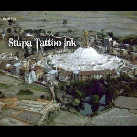 Stupa Tattoo Ink pp
