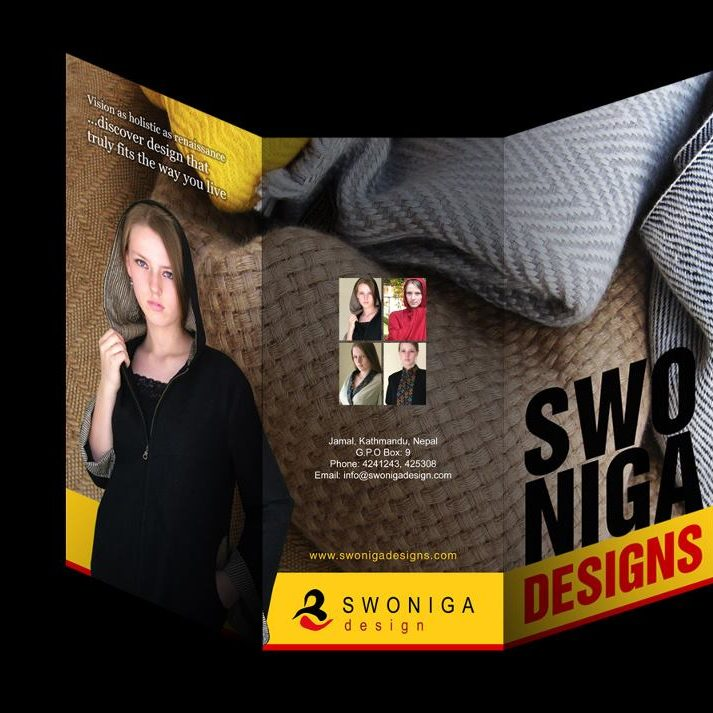 Swoniga Design, A designers boutique profile